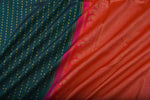 Green and Pink Kanchipuram Saree-2238