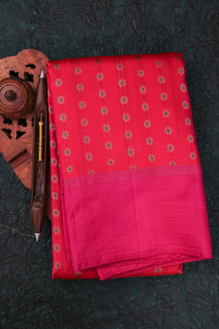 Pink Kanchipuram Saree-113A