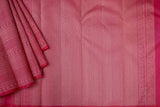 Pink and Gold Kanchivaram Saree-2096