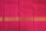 Yellow and Pink Kanchipuram Saree-2252