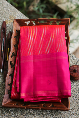 Pink Kanchivaram Saree-2231
