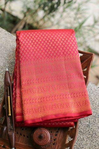 Pink Kanchipuram Saree-2242