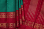 Green Kanchivaram Saree-1564