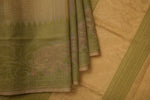 Light Green Cotton Kota Saree-1341