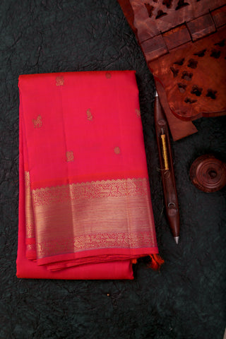 Pink Kanchipuram Saree-1844