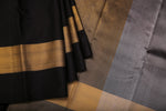 Black Kanchipuram Saree-1270
