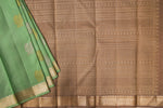 Pista Green Kanchipuram Saree-2178