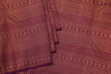 Purple Kanchivaram Saree-2126