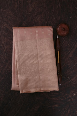 Beige Kanchipuram Saree-2150