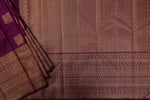 Purple Kanchipuram Saree-2147