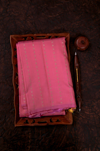 Pink Kanchipuram Saree-2040