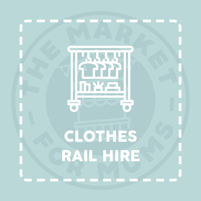 Clothes Rail Hire - IPSWICH, TRINITY PARK 23/02/20