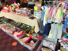 Nearly New Stall - COLCHESTER, Charter Hall 15/03/20
