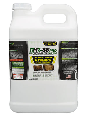 2.5 Gallon RMR-86 Pro Formula Contractor's Edition
