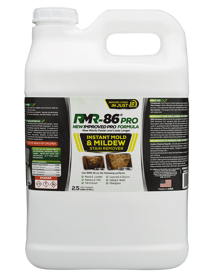 1 Gallon RMR-86 Pro Formula Contractor's Edition