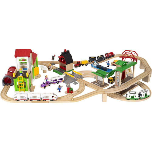 BRIO bergbanan, in World Deluxe 33870