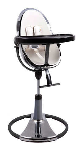 Fresco Titanium Highchair