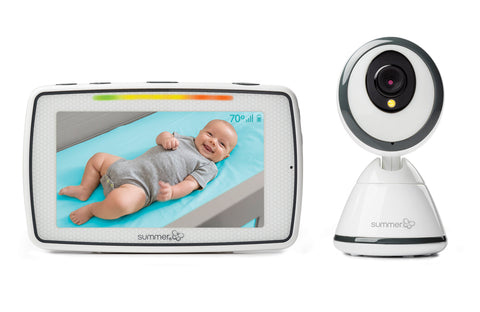 Touchscreen Baby Monitor