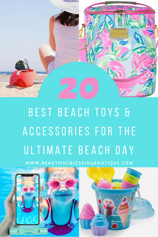 20 Best Beach Toys & Accessories