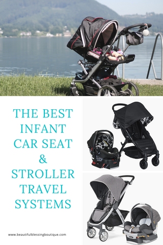 The Best Car Seat & Stroller Travel System