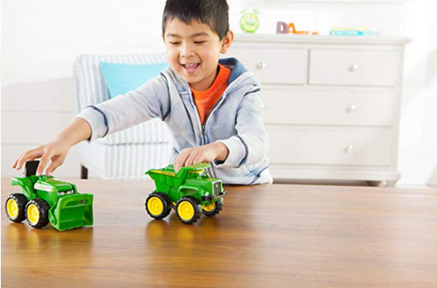 John Deere Sandbox Vehicle