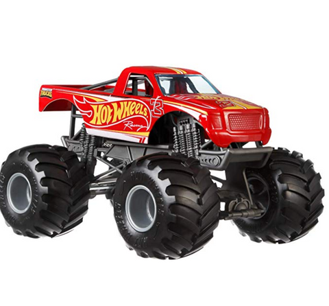 Hot Wheels Racing Monster Truck