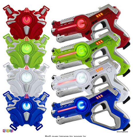 Play 22 Laser Tag Set