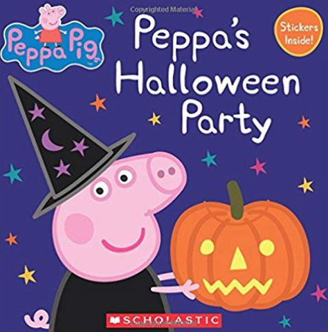 Peppa's Halloween Party