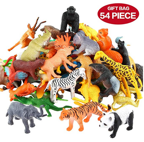 Animal Figures Play Set