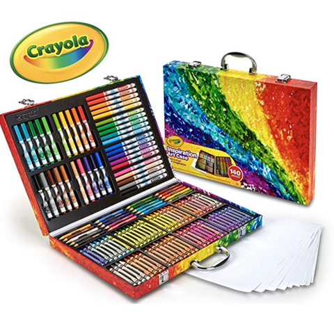 Crayola 140 Count Art Set