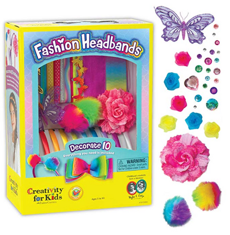 Fashion Headbands Craft Kit