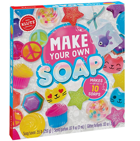 Make Your Own Soap Craft and science kit