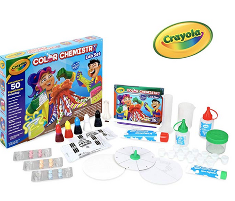 Crayola Color Chemistry Kit