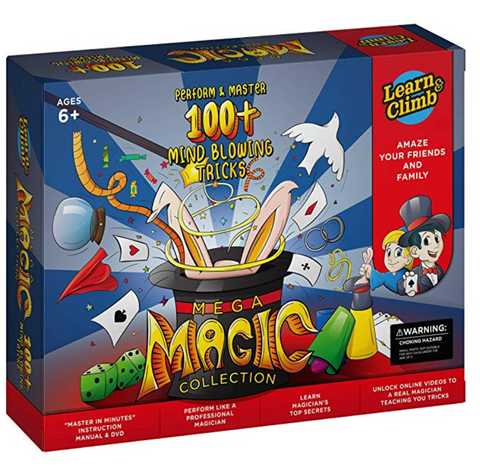 Mega Magic Tricks Kit