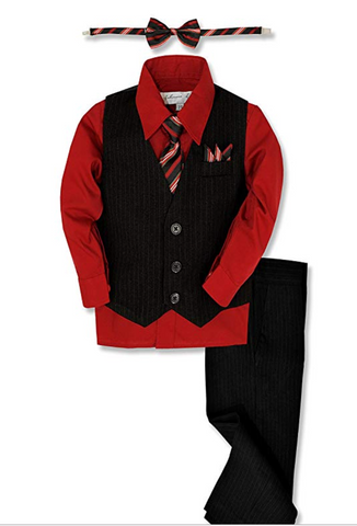 Boys Formal Christmas Outfit
