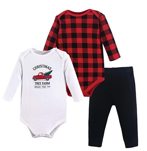 Baby Boy Christmas Outfits