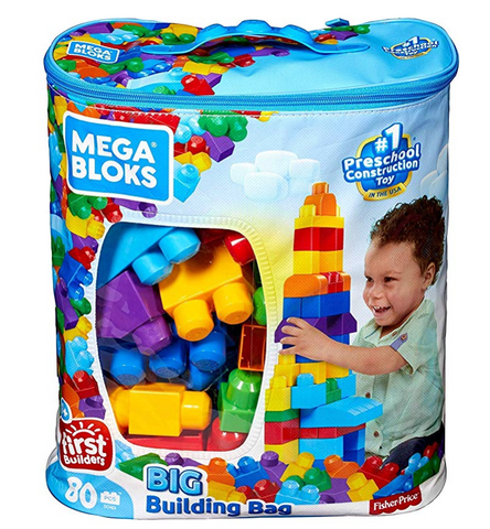 First Block Building Blocks