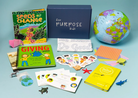 For Purpose Kids Subscription Box Beautiful Blessing Boutique
