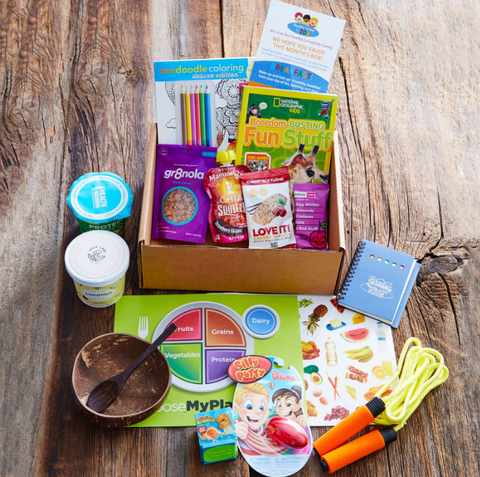 Healthy Living Kids Subscription Box