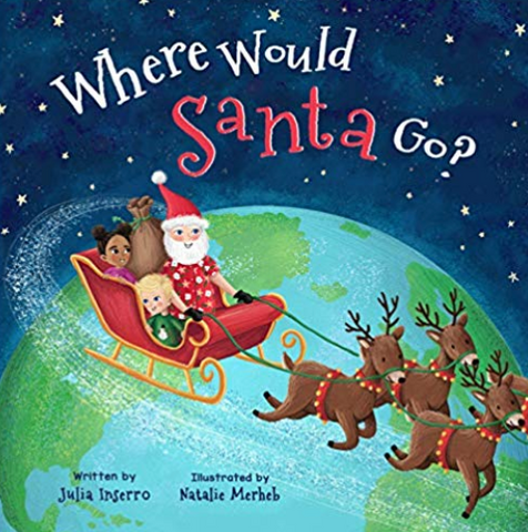 Where Would Santa Go?