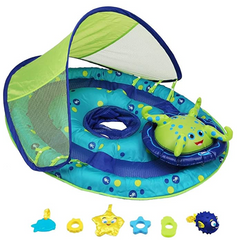 Baby float activity center