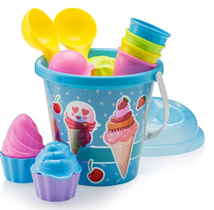 Ice Cream Beach Toys Set