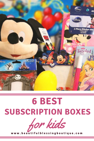 6 Best Subscription Boxes For Kids