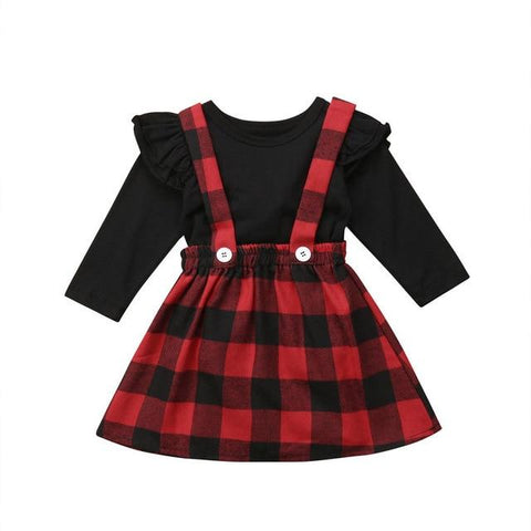 Baby Girl Christmas Dress