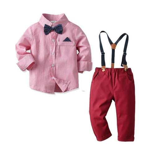 Boys Christmas Outfit
