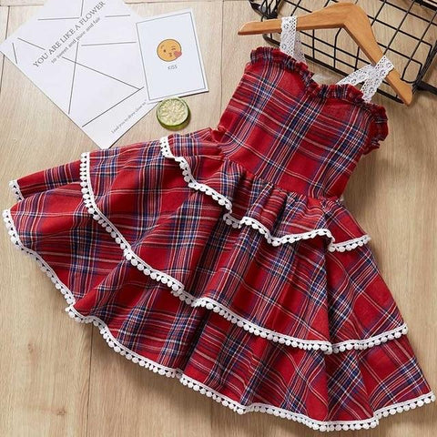 Girl Christmas Dress