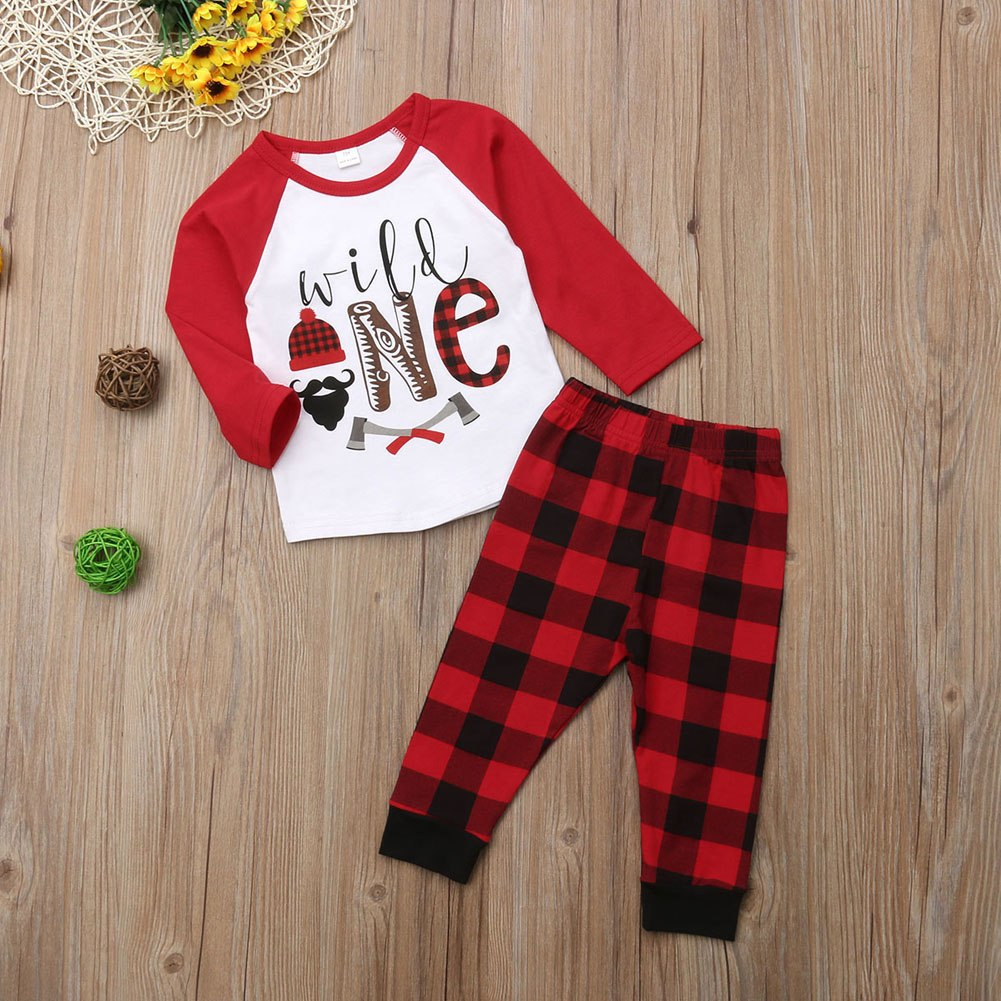 Wild One Plaid Outfit