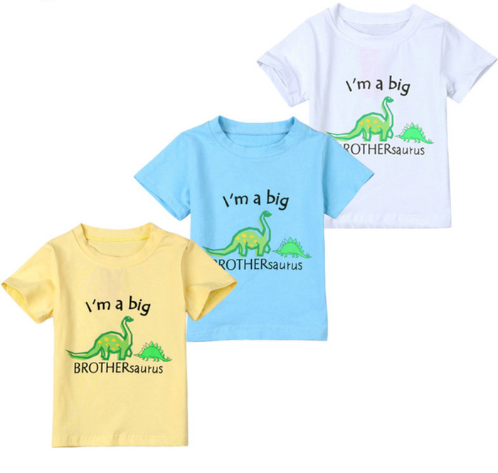 I'm A Brothersaurus Shirt - Beautiful Blessing Boutique Clothing Shop