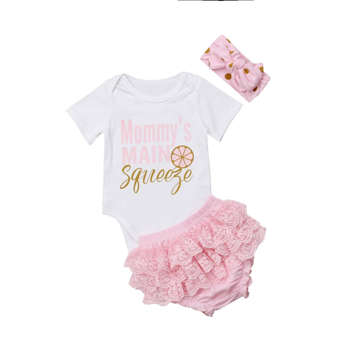 Mommy's Main Squeeze Outfit