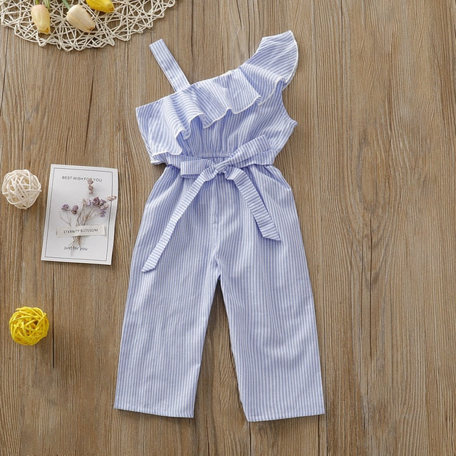 Rebecca Off Shoulder Ruffle Jumpsuit